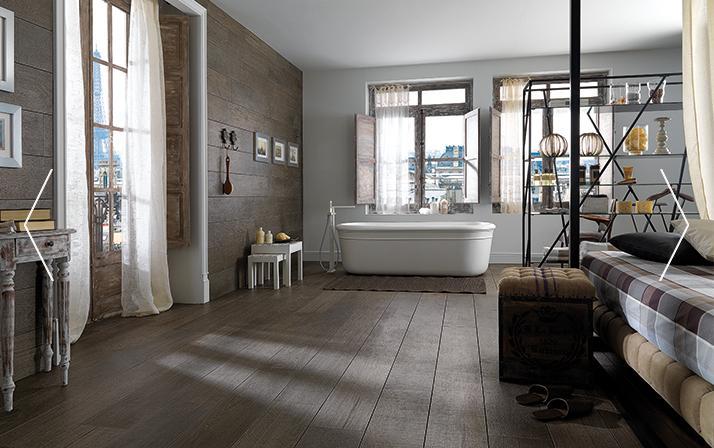Nieuwe Badkamer Apeldoorn ~ Keramisch parket voor badkamervloeren